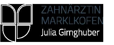 Zahnärztin Marklkofen Julia Girnghuber